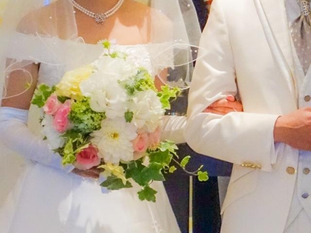成婚報告 幸せな結婚 気がつけばこの年に