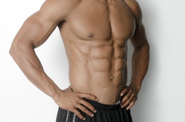 筋肉 男性 日本代表
