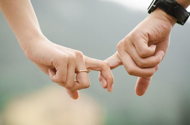 仲良し結婚