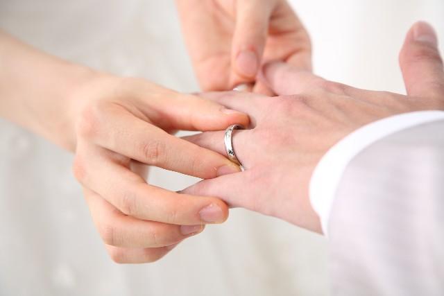 結婚指輪 最短結婚